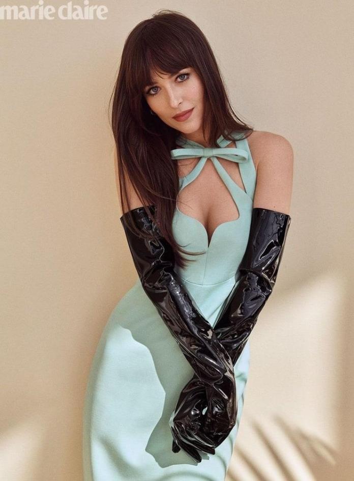 Dakota Johnson hot look