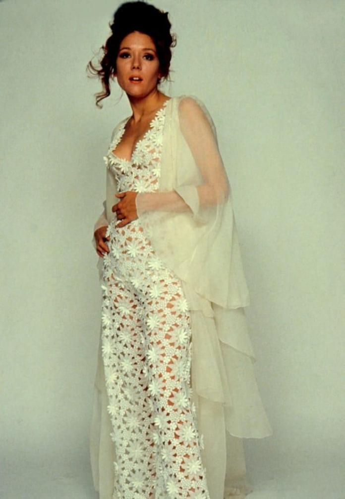 Diana Rigg sexy pics