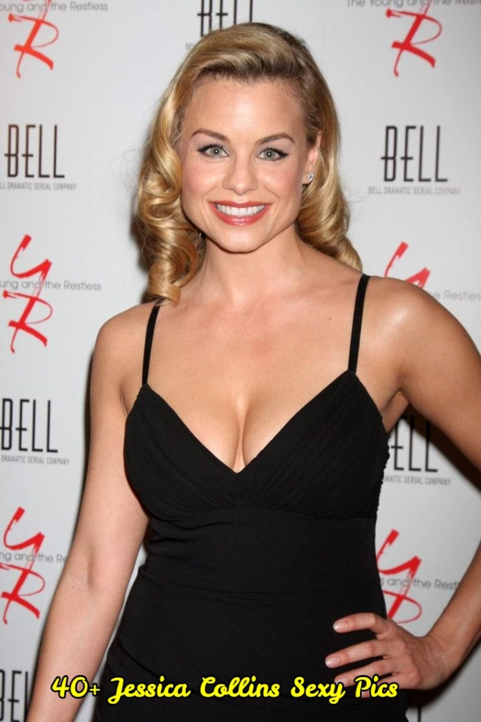 Jessica Collins sexy pictures