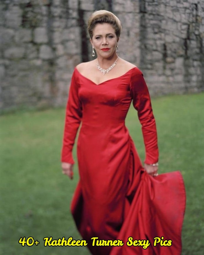 Kathleen Turner sexy pictures