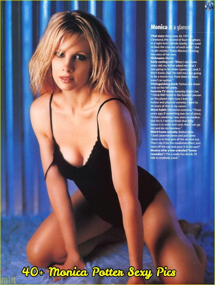 Monica Potter sexy pictures