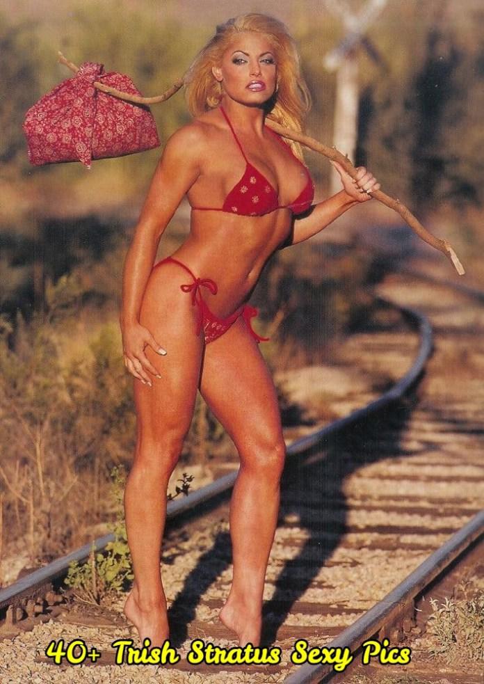 Trish Stratus sexy pictures
