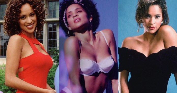 30 Sexiest Pictures Of Karyn Parsons