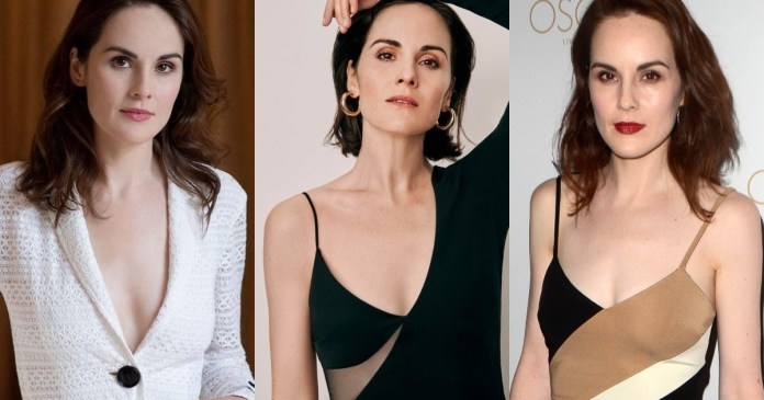 41 Hottest Pictures Of Michelle Dockery