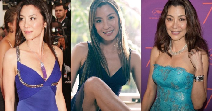 41 Hottest Pictures Of Michelle Yeoh