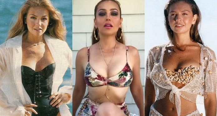 41 Hottest Pictures Of Thalia