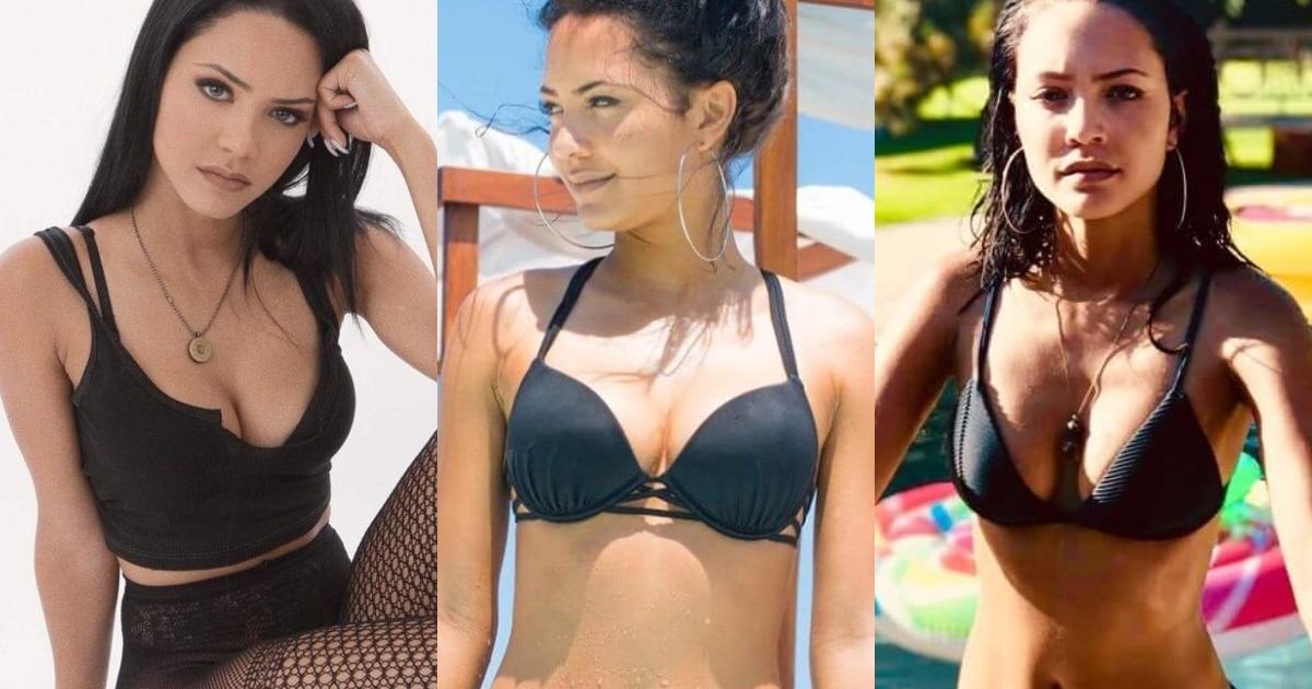Tristin Mays Bikini