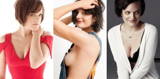 41 Sexiest Pictures Of Elisabeth Moss
