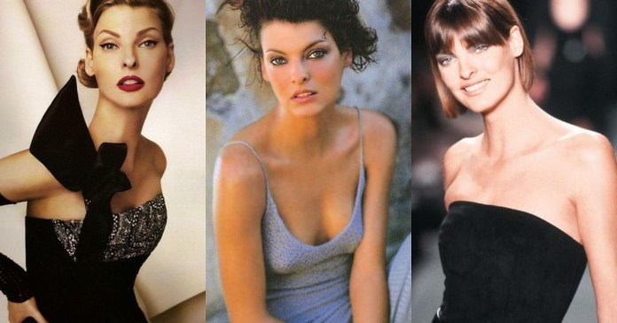 41 Sexiest Pictures Of Linda Evangelista