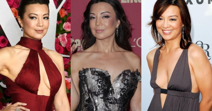 41 Sexiest Pictures Of Ming-Na Wen