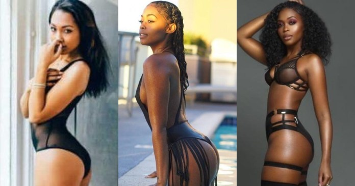 41 Sexy Nafessa Williams Butt Pictures Demonstrate That She Is As Hot As Anyone Might Imagine