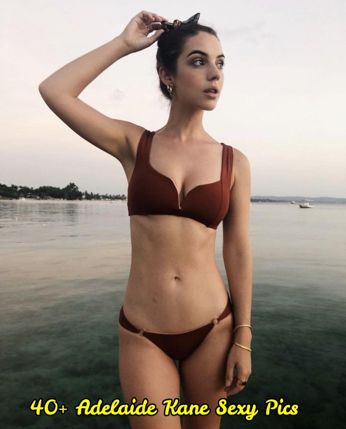 Adelaide Kane sexy pictures