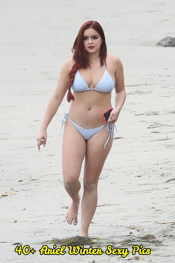 Ariel Winter sexy pictures