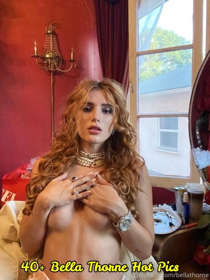 Bella Thorne hot pictures
