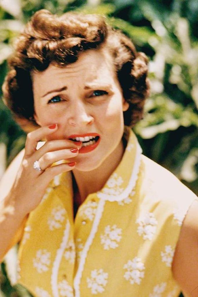 Betty White hot pics