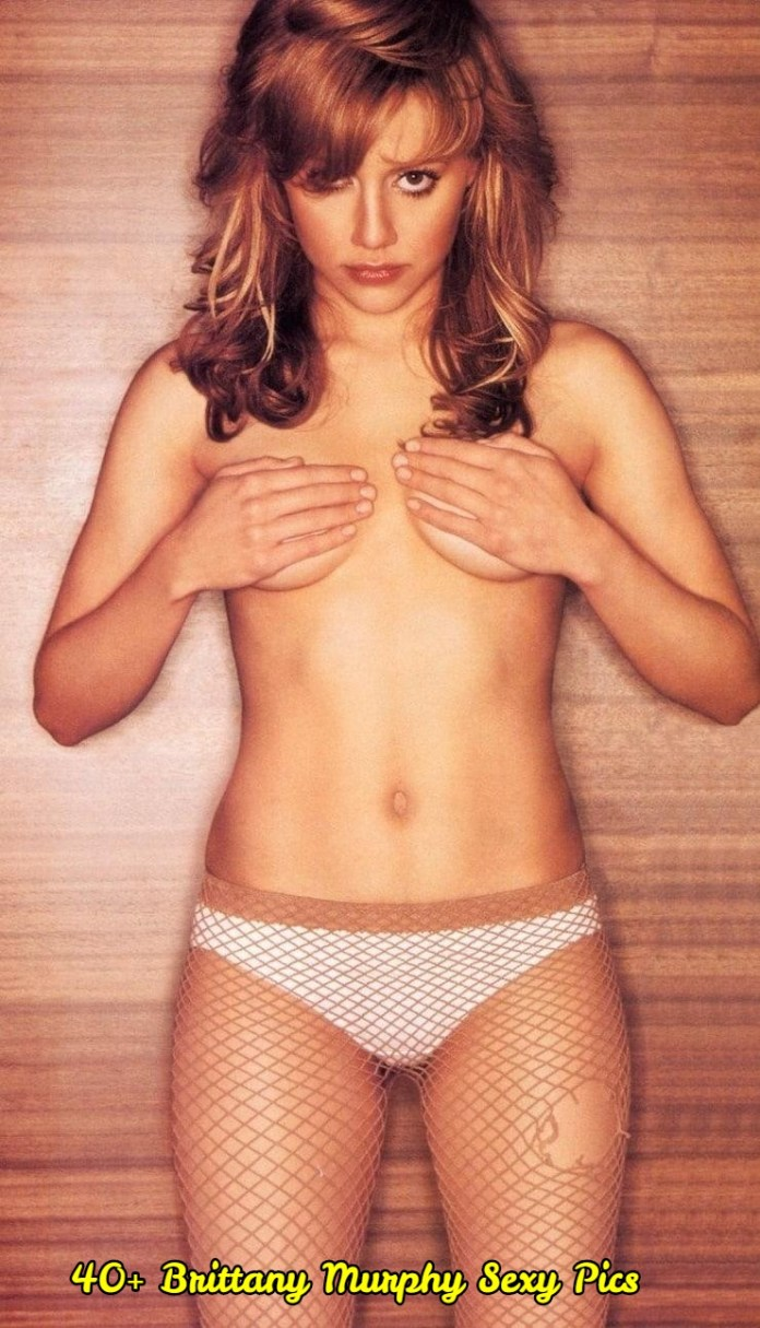 Brittany Murphy sexy pictures
