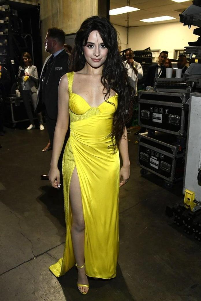 Camila Cabello sexy look