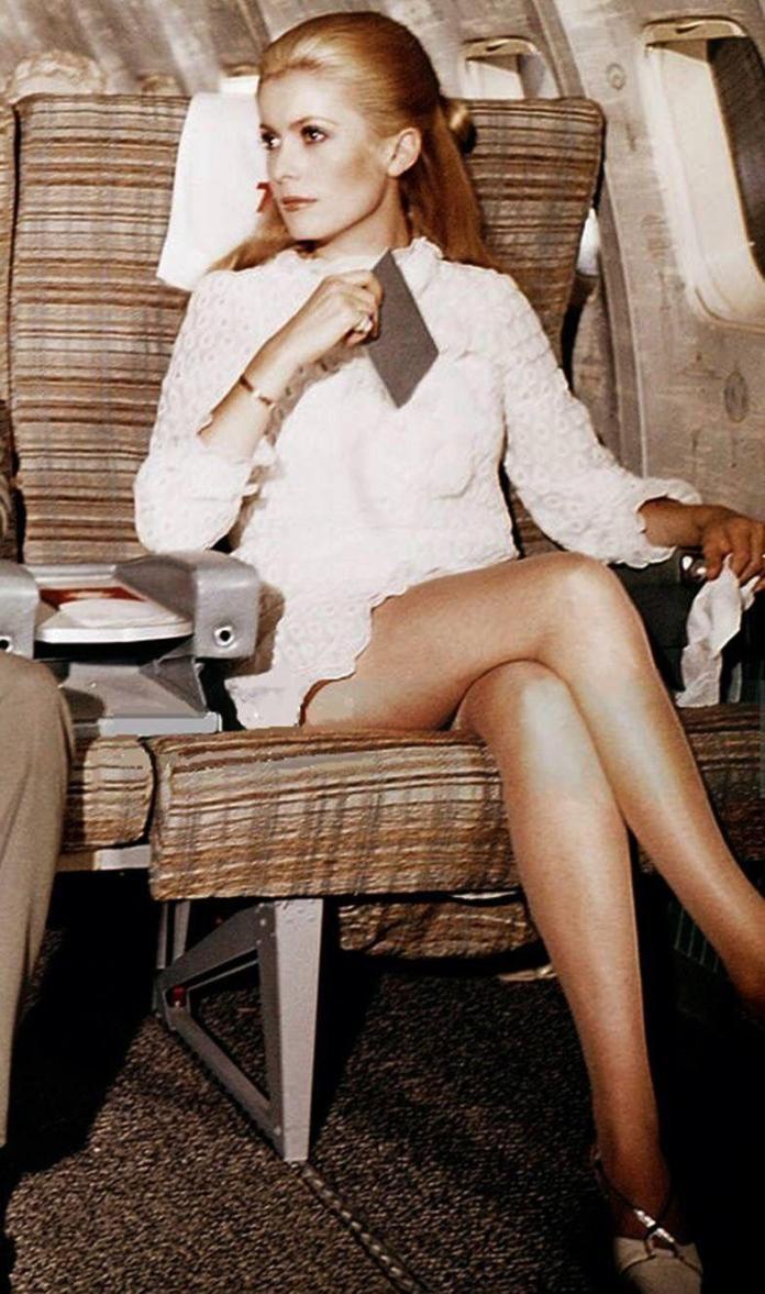 Catherine Deneuve hot pic