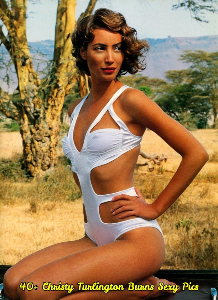 Christy Turlington Burns sexy pictures
