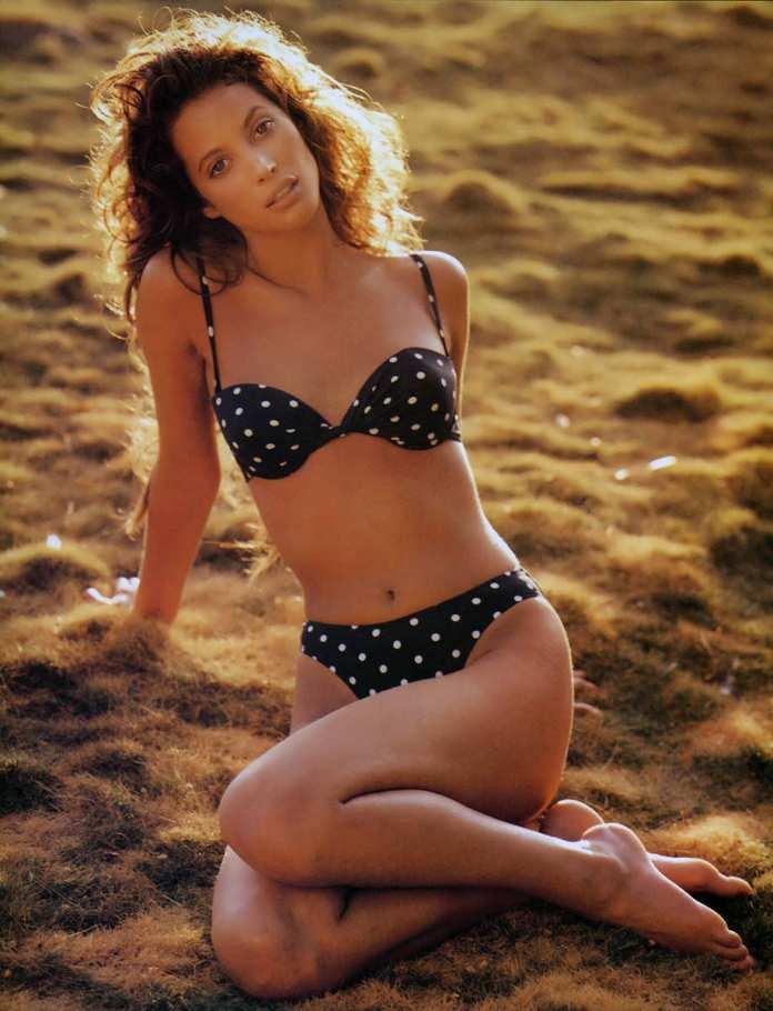 Christy Turlington Burns sexy