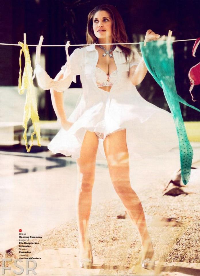 Danielle Fishel sexy pic