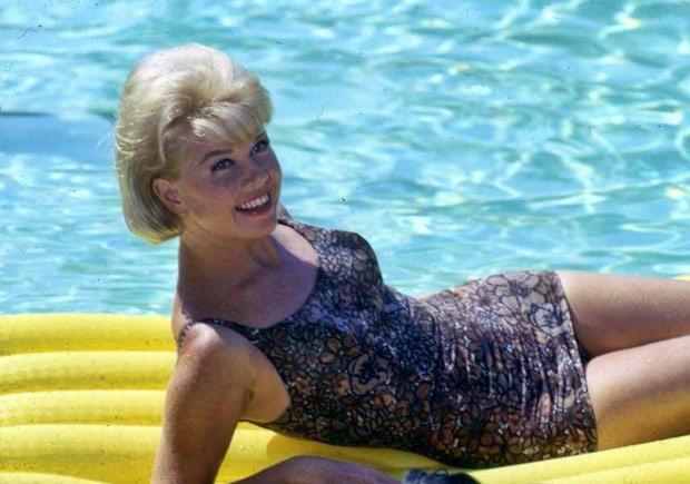 Doris Day hot look