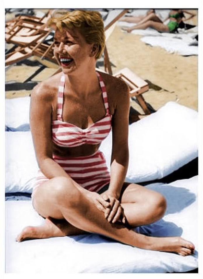 Doris Day sexy look