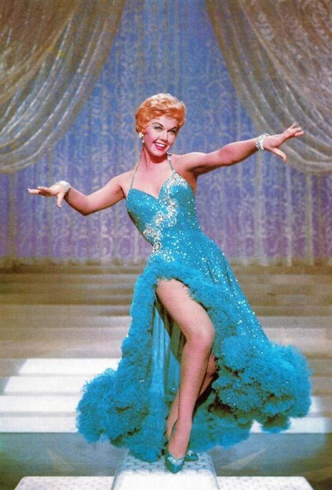 Doris Day sexy