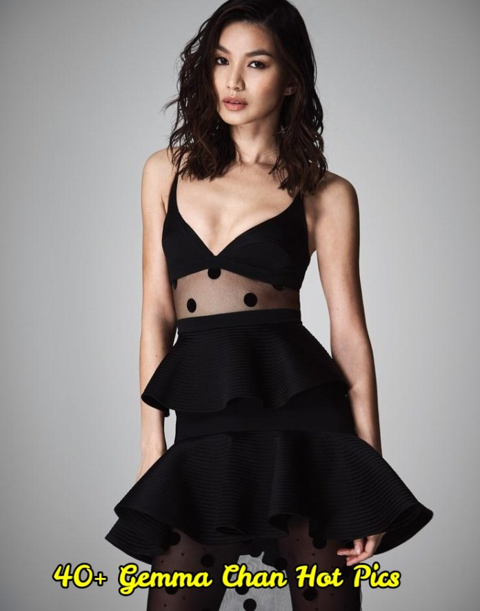 Gemma Chan hot pictures