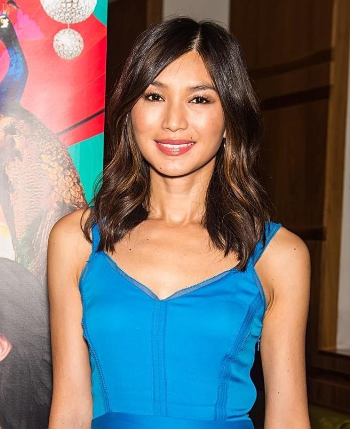 Gemma Chan sexy pic