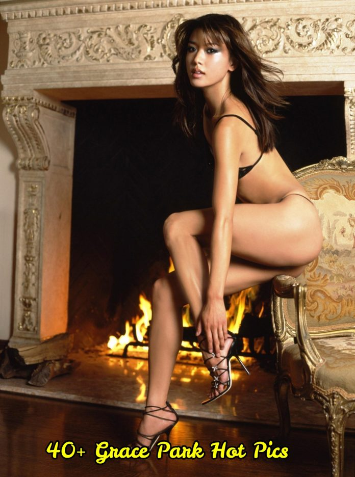 Grace Park hot pictures