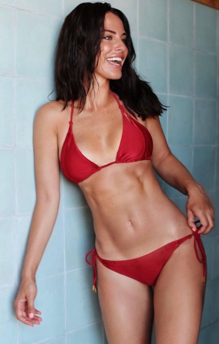 Jessica Lowndes sexy