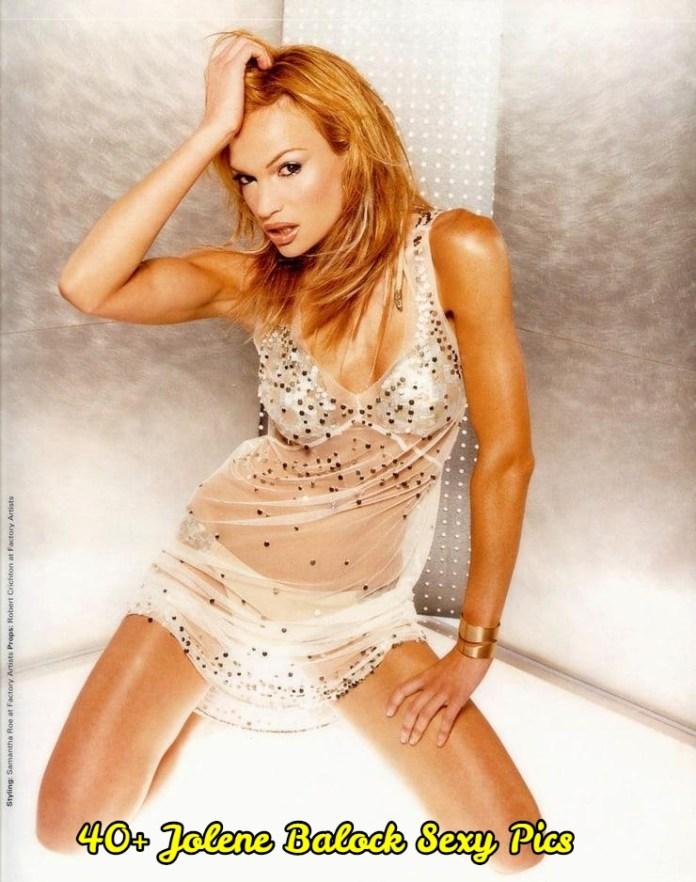Jolene Balock sexy pictures