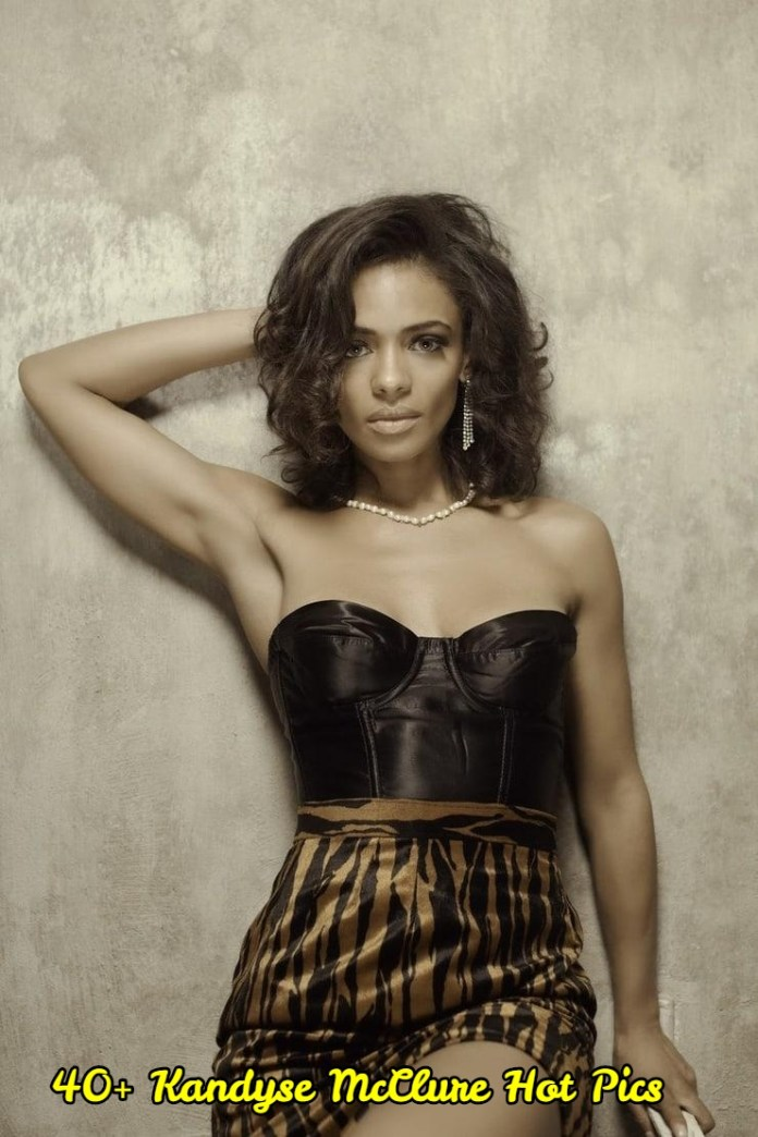 Kandyse McClure hot pictures