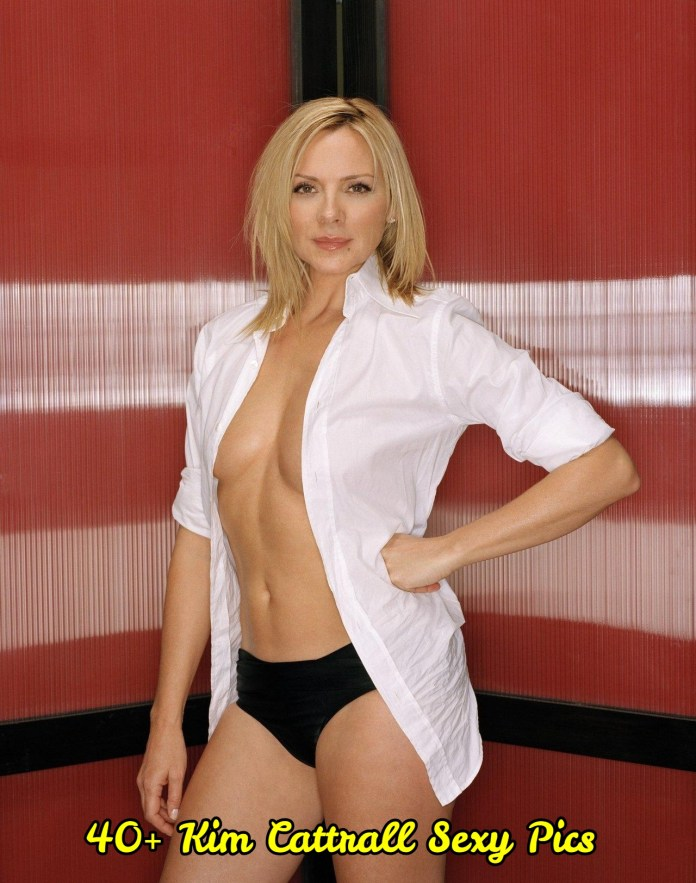 Kim Cattrall sexy pictures