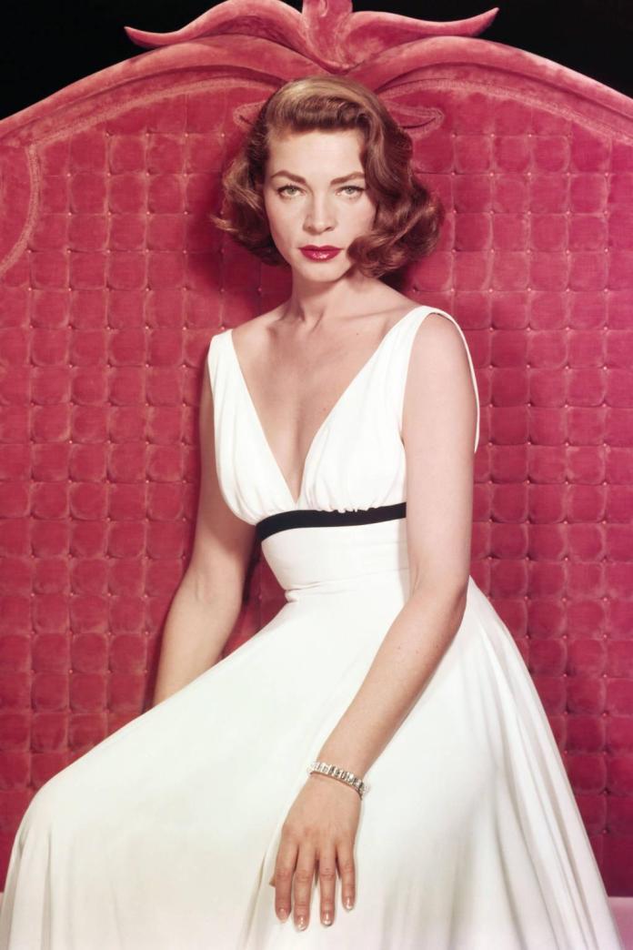 Lauren Bacall hot pic