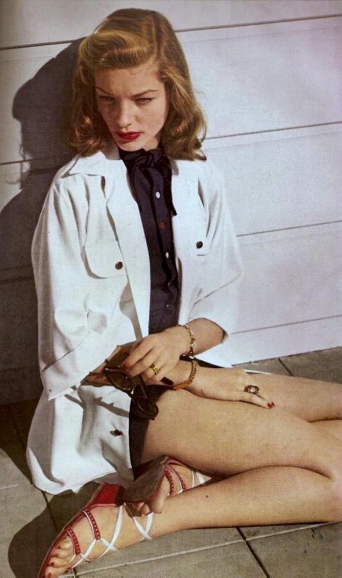 Lauren Bacall hot pics