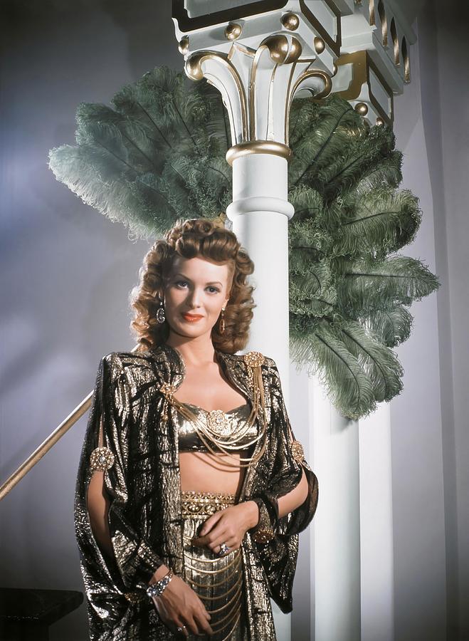 Maureen O'Hara hot pic