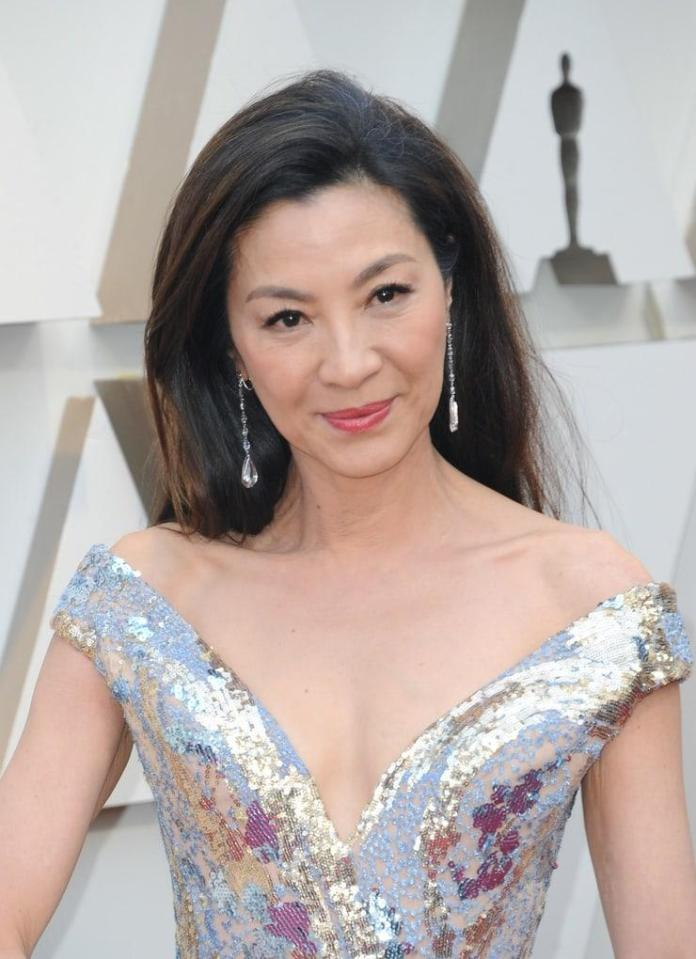 Michelle Yeoh hot pic