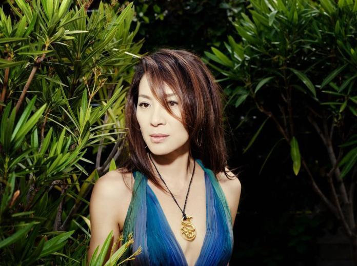 Michelle Yeoh hot pics