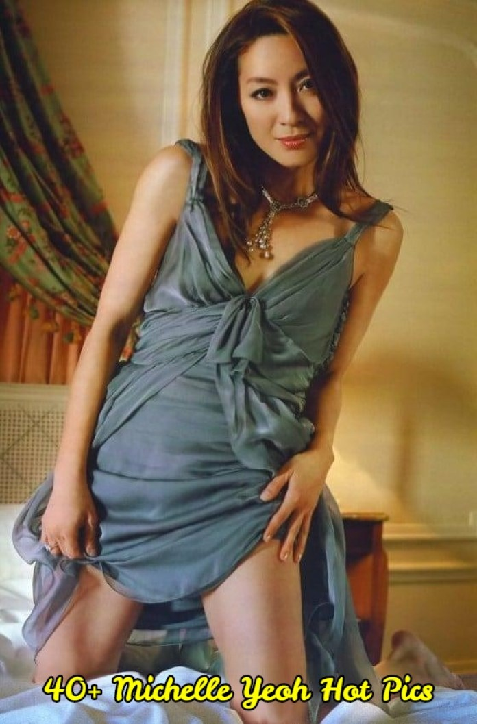 Michelle Yeoh hot pictures