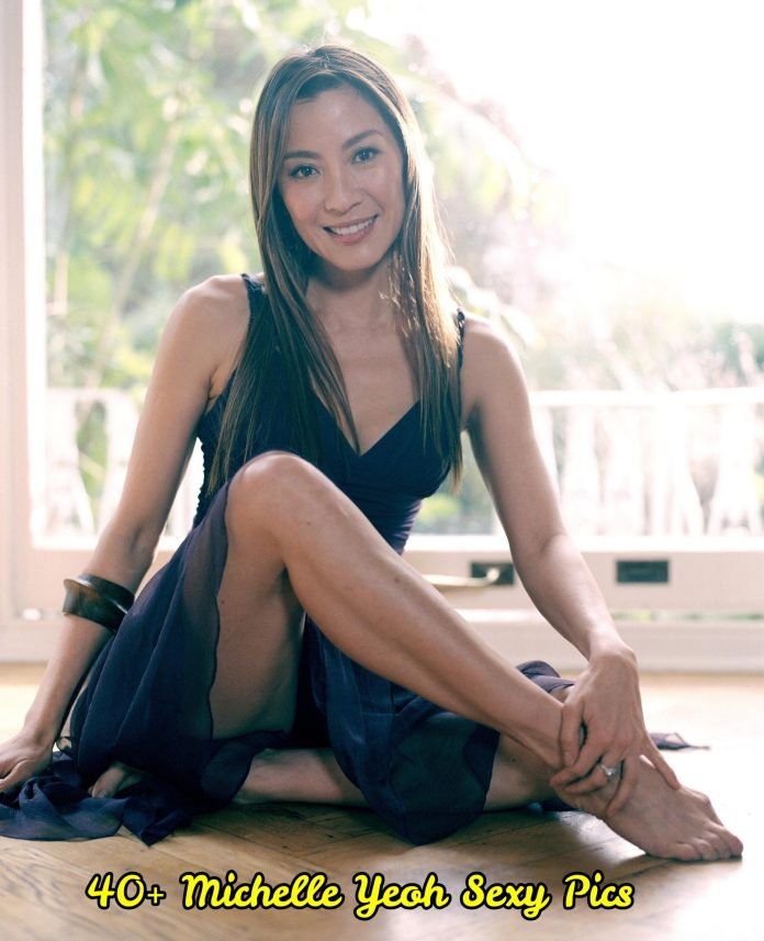 Michelle Yeoh sexy pictures