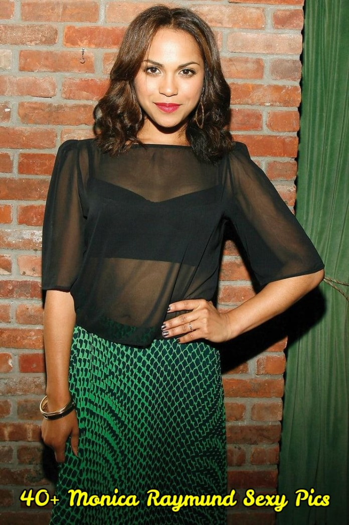 Monica Raymund sexy pictures