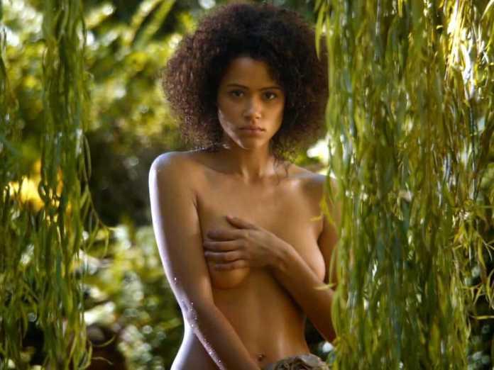 Nathalie Emmanuel sexy
