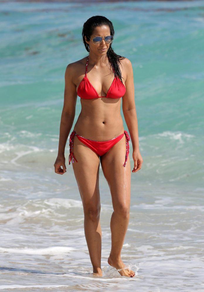 Padma Lakshmi hot look