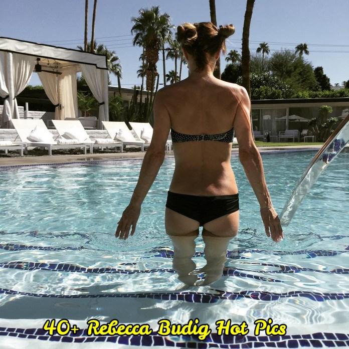 Rebecca Budig hot pictures