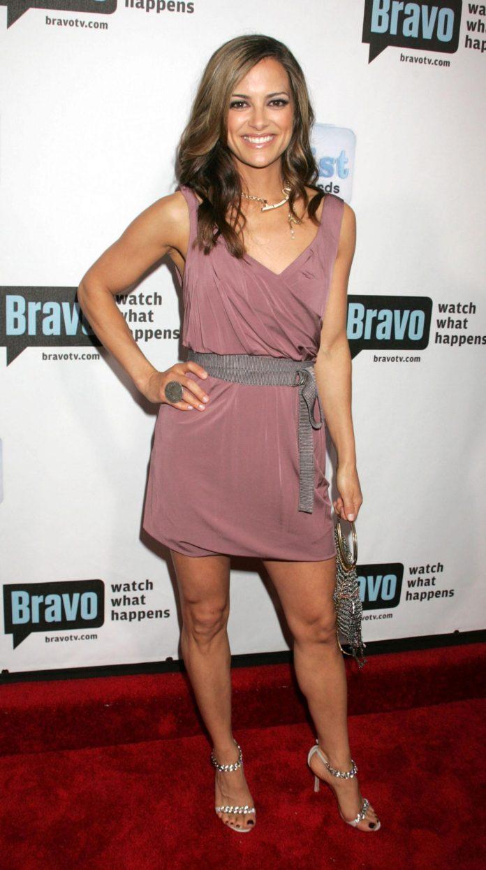 Rebecca Budig sexy pic