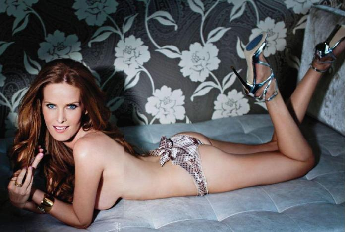 Rebecca Mader hot