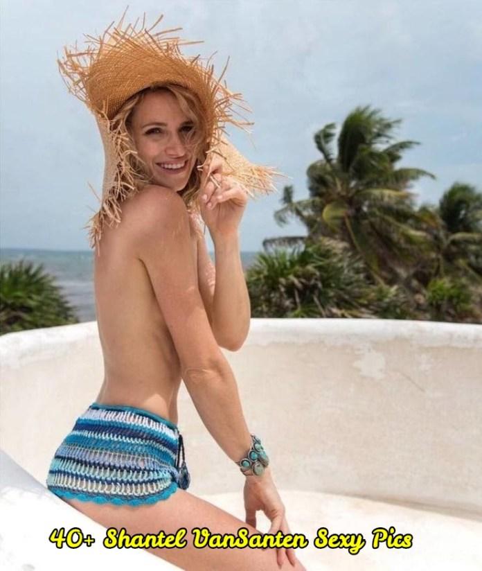 Shantel VanSanten sexy pictures