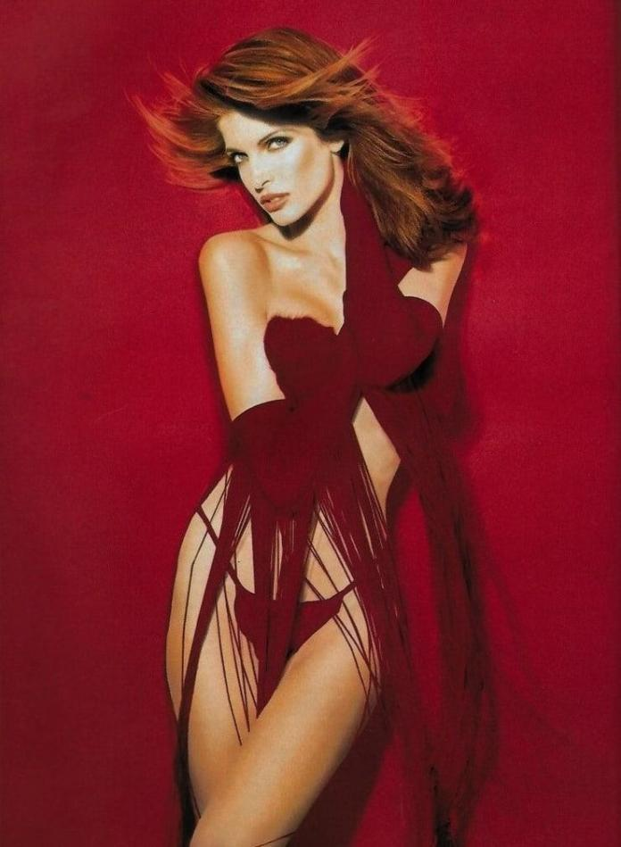 Stephanie Seymour hot pic